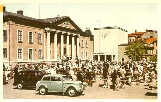 sverige 50-talet