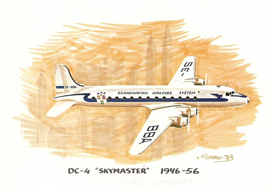 scandinavian airline systems in 1988 on vertical integration